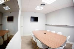 reuniones de negocios